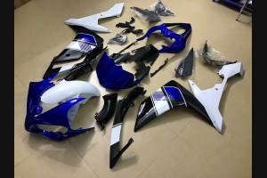 Painted street fairings in abs compatible with Yamaha R1 2007 - 2008 - MXPCAV2155