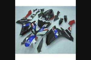 Carene stradali in abs verniciate compatibili con Yamaha R1 2007 - 2008 - MXPCAV2133