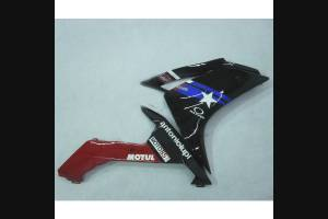 Painted street fairings in abs compatible with Yamaha R1 2007 - 2008 - MXPCAV2133