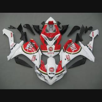 Painted street fairings in abs compatible with Yamaha R1 2007 - 2008 - MXPCAV2365