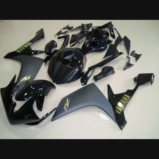 Painted street fairings in abs compatible with Yamaha R1 2007 - 2008 - MXPCAV3223