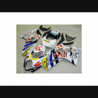 Painted street fairings in abs compatible with Suzuki Gsxr 1000 2007 - 2008 - MXPCAV1826