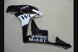 Carene stradali in abs verniciate compatibili con Honda CBR 600 RR 2007 - 2008 - MXPCAV1997