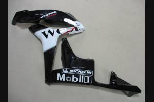 Painted street fairings in abs compatible with Honda CBR 600 RR 2007 - 2008 - MXPCAV1997