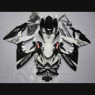 Painted street fairings in abs compatible with Suzuki Gsxr 600/750 2008 - 2010 - MXPCAV2171