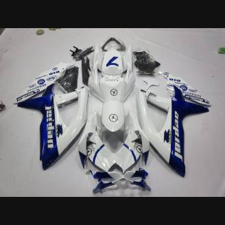 Painted street fairings in abs compatible with Suzuki Gsxr 600/750 2008 - 2010 - MXPCAV2562