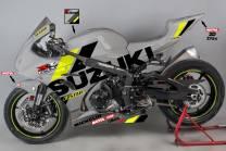 Painted Race Fairings Suzuki Gsxr 1000 2017 - 2019 - MXPCRV12325