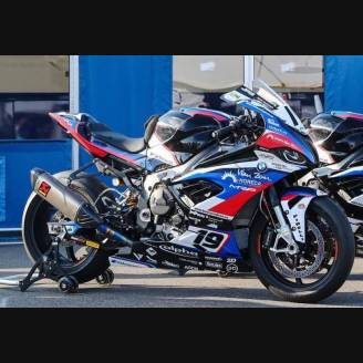 Painted Race Fairings Bmw S1000 RR 2019 - MXPCRV12331