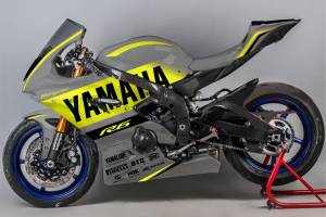 Painted Race Fairings Yamaha R6 2017 - 2019 - MXPCRV12346