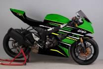 Lackierte Rennverkleidung Kawasaki Zx6R 636 2013 - 2018 - MXPCRV6922