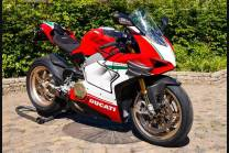 carenado ABS barnizado carrettera Ducati Panigale V4R para escape Akrapovic DUC V4R SP