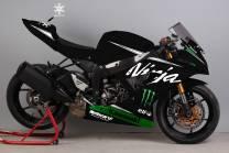 Carene Racing Verniciate Kawasaki Zx6R 636 2013 - 2018  - MXPCRV12362