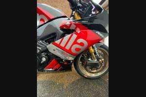 Painted Race Fairings Aprilia RSV4 2015 - 2020 -  MXPCRV12316