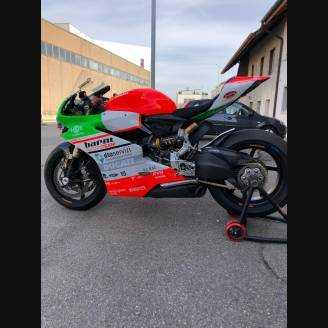 Painted Race Fairings Ducati 1299 959 Panigale - MXPCRV12418
