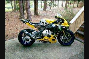 Painted Race Fairings Yamaha R1 2015 - 2019 - MXPCRV6921