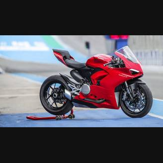 Painted street fairings in abs compatible with Ducati Panigale V2 2020 - MXPCAV12640