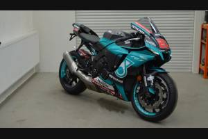 Painted Race Fairings Yamaha R1 2020 - MXPCRV12540