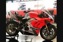 Carenage Racing Peint Ducati Panigale V4 R 2019 - 2020 Matt Fluo - MXPCRV12412