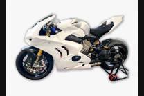 Race Package pour Ducati Panigale V4 V4S : Carénages + Crochets rapides + Vis - MXPCRD11578