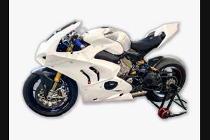 Race Package for Ducati Panigale V4 V4S : racing fairings + Fasteners + Screws - MXPCRD11578