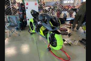 Painted Race Fairings Ducati Panigale V4 V4S 2018 - 2019 -  MXPCRV12363