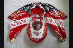 Carene stradali in abs verniciate compatibili con Ducati 749 999 2003 - 2004 - MXPCAV1794