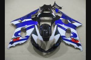 Painted street fairings in abs compatible with Suzuki Gsxr 1000 2001 - 2002 - MXPCAV1587