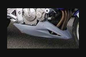 Belly pan for Honda Hornet 600 1998 - 2002 - MXPCNK234