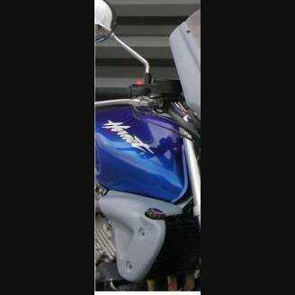 Fianchetti laterali radiatore per Honda Hornet 600 1998 - 2002 - MXPCNK881