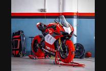 Carenage Racing Peint Ducati Panigale V4 V4S 2020 de Pare-bouee coque Neoprene + crochets rapide - MXPCRV12763