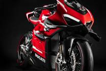 Painted street fairings in abs compatible with Ducati Panigale V4 V4S for Akrapovic exhaust 2020 - 2021 - MXPCAV12760