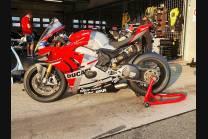 Carene Racing Verniciate Ducati Panigale V4 V4S 2020 + viti, ganci rapidi - MXPCRV12773