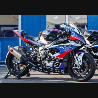 Painted Race Fairings Bmw S 1000RR 2019 - 2020 + screws, fasteners - MXPCRV12816