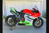Lackierte Rennverkleidung Ducati 1299 959 Panigale - MXPCRV12818