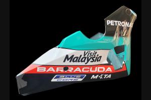 Painted Race Fairings Yamaha R1 2020 - MXPCRV12540