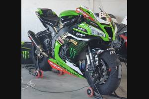 Kawasaki Zx10R 2016 - 2020 Complete and painted fairings + screws, fasteners MXPCRV12828