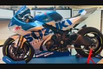 Carenado Racing Pintado Suzuki Gsxr 1000 2017 - 2021 + tornillos, tornillos rapidos - MXPCRV11889