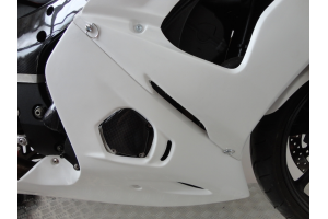 Complete fairings without front fender Yamaha R6 2003 - 2005 - MXPCRD575