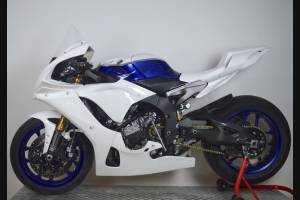 Race Package Yamaha R1 2020 - 2021 : racing fairings + Fasteners + Screws - MXPCRD12919