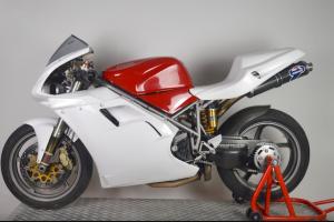 Carene Ducati 748 916 996 race senza  Parafango - MXPCRD1073