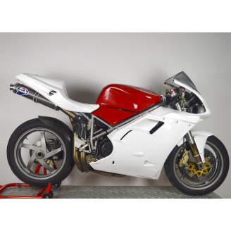 Ducati 748 916 996 race fairings without front fender - MXPCRD1073