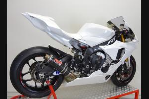 Race Package Yamaha R1 2015 - 2019 : racing fairings + Fasteners + Screws - MXPCRD12927