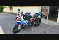 Painted street fairings in abs compatible with BMW S 1000 RR 2019 - 2021 - MXPCAV12979