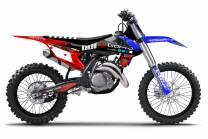 Sticker set compatible with per KTM SX 125 200 250 300 350 450 2017 2018 - MXPKAD13367