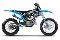 Sticker set compatible with per KTM EXC EXC-F 200 250 300 350 450  2016 - MXPKAD13387