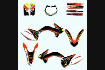 Sticker set compatible with per KTM SX 85 2013-2017 - MXPKAD13474