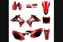 Kit Autocollants compatible avec per Honda CRF 250 2014 - 2017  - MXPKAD13574