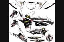 Kit Autocollants compatible avec per Honda CRF 450 2002 - 2004  - MXPKAD13625