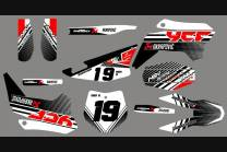 Sticker set compatible with per YCF 150 2018 - 2020  - MXPKAD13616