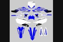 Kit Autocollants compatible avec per YAMAHA YZF 450 2018 - 2021 - MXPKAD13566